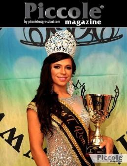 Intervista a Nycole Coutinho, Miss Trans Estate Roma 2019