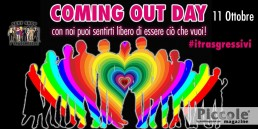 Oggi si festeggia il National Coming Out Day