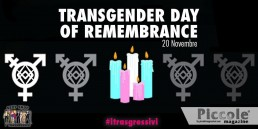 Trangender Day of Remembrance 2019
