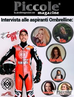 Intervista alle aspiranti Ombrelline: Ela, Viola e Serena