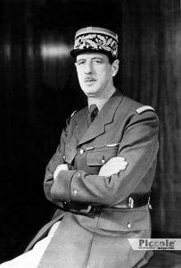 MARTE nei segni di Terra e Aria De Gaulle