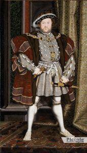 MARTE nei segni di Terra e Aria Enrico VIII