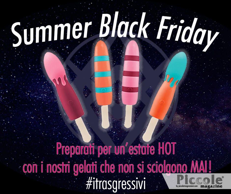 Summer Black Friday!