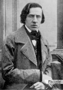 come conquistare uomo dei pesci : Federic Chopin