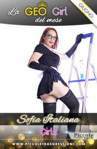 Geolocalizzazione giugno Girls: Sofia Italiana