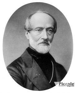MARTE nei segni di Terra e Aria Giuseppe Mazzini