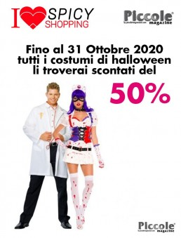 Halloween Coppia - Costume da Dr. Phil Good & Infermiera Dell'Orrore