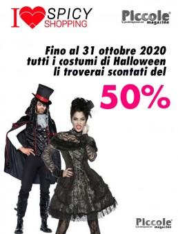Halloween Coppia - Costume da Vampira & Da Vampiro Sexy