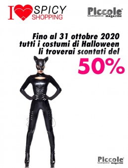 Halloween Donna Costume da Cat Lady - Mask Paradise