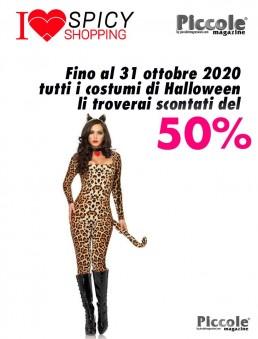 Halloween Donna Costume da Ghepardo Sexy - Leg Avenue