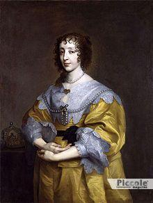 Henrietta d'Inghilterra - Regine di cuori e regina di picche