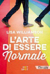 L'arte di essere normale di Lisa Williamson