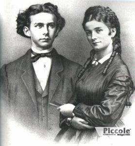 Ludwig I di Baviera e Lola Montez,