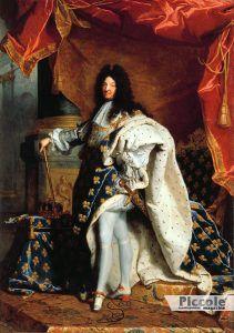 GIOVE nei segni di Fuoco e Acqua Luigi XIV