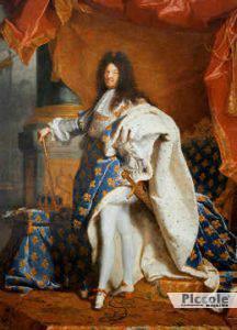 Luigi XIV Re di Francia