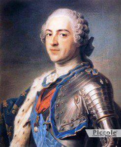 Re Luigi XV di Francia