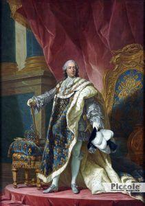 MARTE nei segni di Terra e Aria Luigi XV