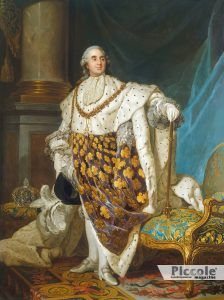 MARTE nei segni di Terra e Aria Luigi XVI