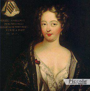 Marie Angélique de Fontanges, Magia e Sesso