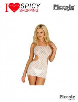 Mini abito bianco - Leg Avenue