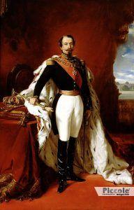 GIOVE nei segni di Fuoco e Acqua Napoleone III