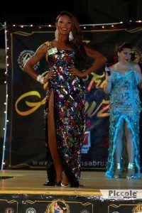 La fascia web del Miss Trans Abruzzo 2018 Nikolly Mascarenhas