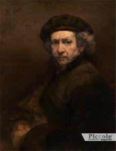 Luminari e Pianeti: LUNA Rembrandt