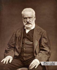 come conquistare uomo dei pesci : Victor Hugo