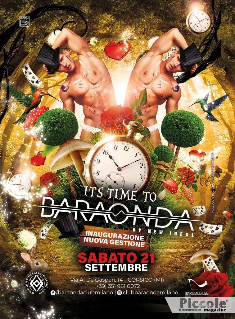 Intervista a Adriano Ferro, art-director del nuovo Baraonda Disco Club