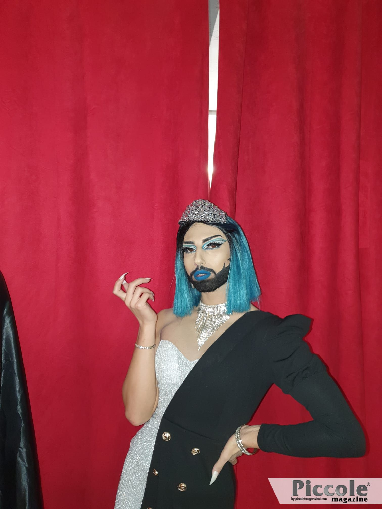 Miss Rome Queen: Shooting