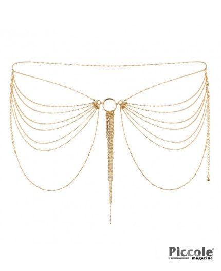 Magnifique Waist Jewelry - Gold - Bijoux Indiscrets