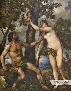 IL FALLO PERDUTO: Adamo ed Eva