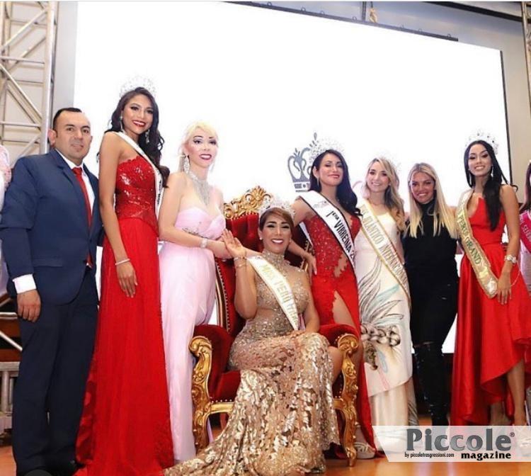 """Intervista a Celeste Rivasplata – """"A pochi giorni del Miss Perù Trans 2020"""""""