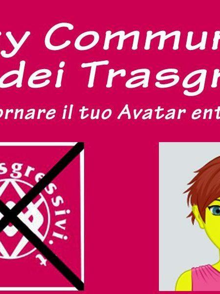 Community Amici dei Trasgressivi: e tu, di che Avatar sei?