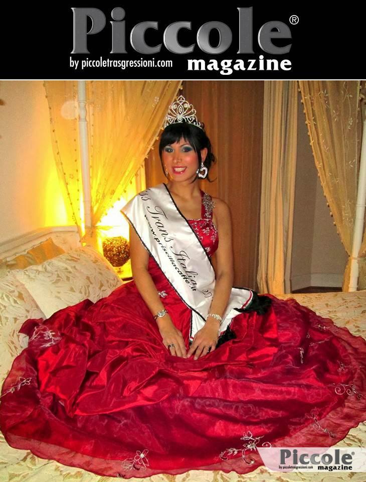 Alessia Bergamo, Miss Trans Italia 2013