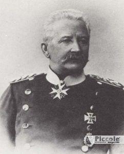 MOGLIE DEL COLONNELLO: Alfred von Waldersee