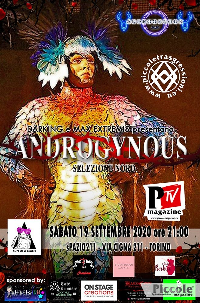 Androgynous – Selezione Nord 2020