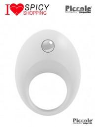 Anello Fallico Vibrante B10 Bianco Ovo Lifestyle Toys - Ovo