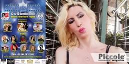 Anna Lopez è una delle concorrenti di Miss Trans Europa 2019!