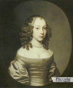 Arabella Churchill amante Giacomo secondo Re d'Inghilterra