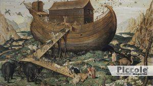 IL MISTERO DELLA BIBBIA: Arca di Noè