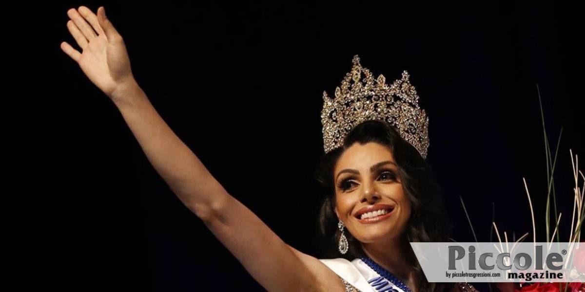 Entrevista a Rafaela Manfrini, a Miss Trans Star 2016