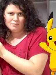 Iara de Delacruz é tradutora de dublagem e conta com Pokémon XY no currículo