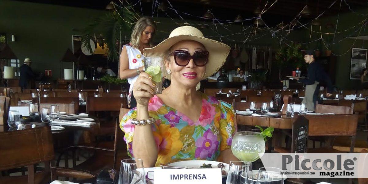 Safira Bengell, signora della diversità culturale brasiliana