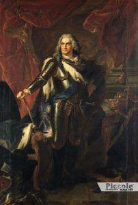 LE NOBILI DEL LETTO: Augusto il Forte