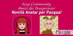 """La Community """"Amici dei Trasgressivi"""" cresce!"""