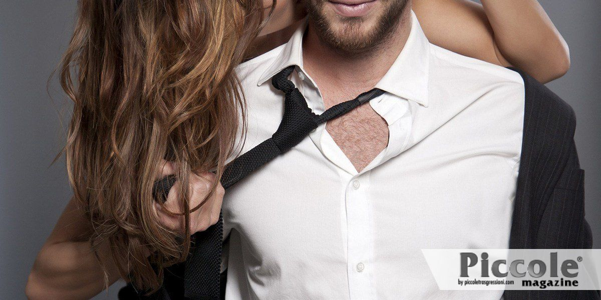 Avventura hot a Londra - Storia Erotica de Il Piccole Magazine
