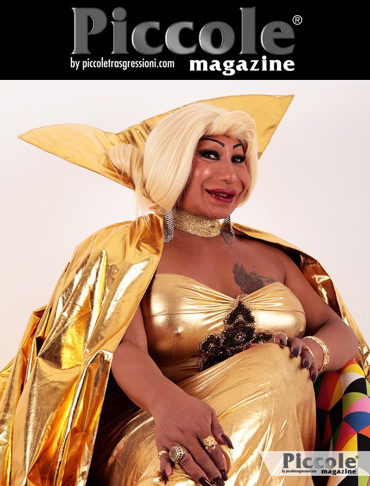 Intervista a Bambola Star icona trans su internet