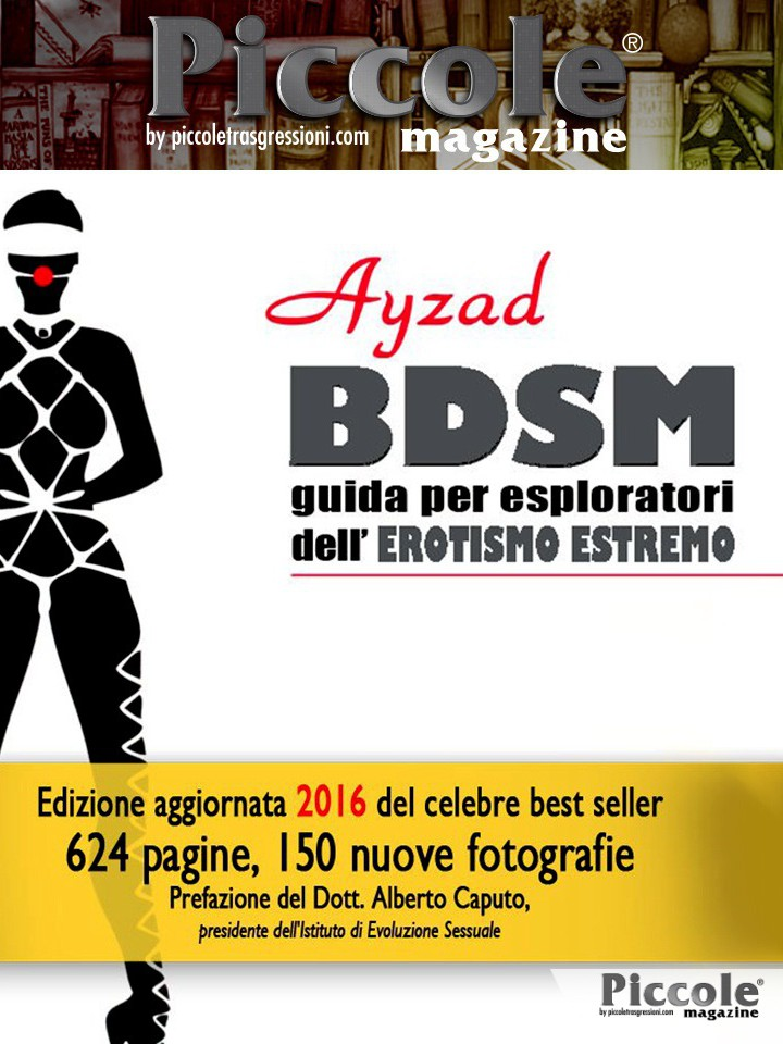 BDSM. Guida per esploratori dell'erotismo estremo di Ayzad