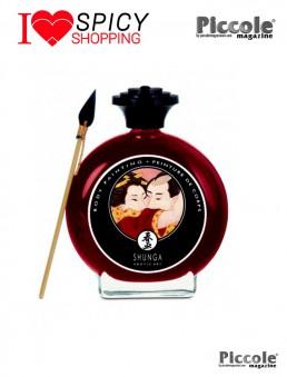 Inchiostro commestibile afrodisiaco shunga